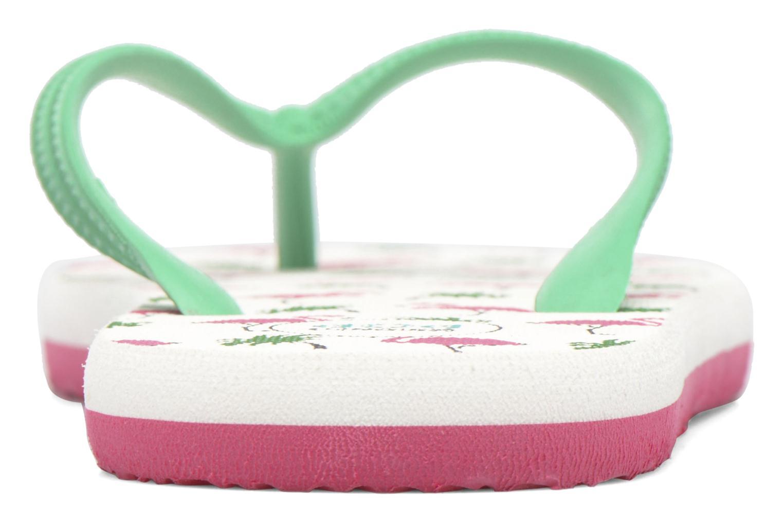 Flip flops & klipklapper SARENZA POP Diya W Tong Flip Flop Grøn Se fra højre