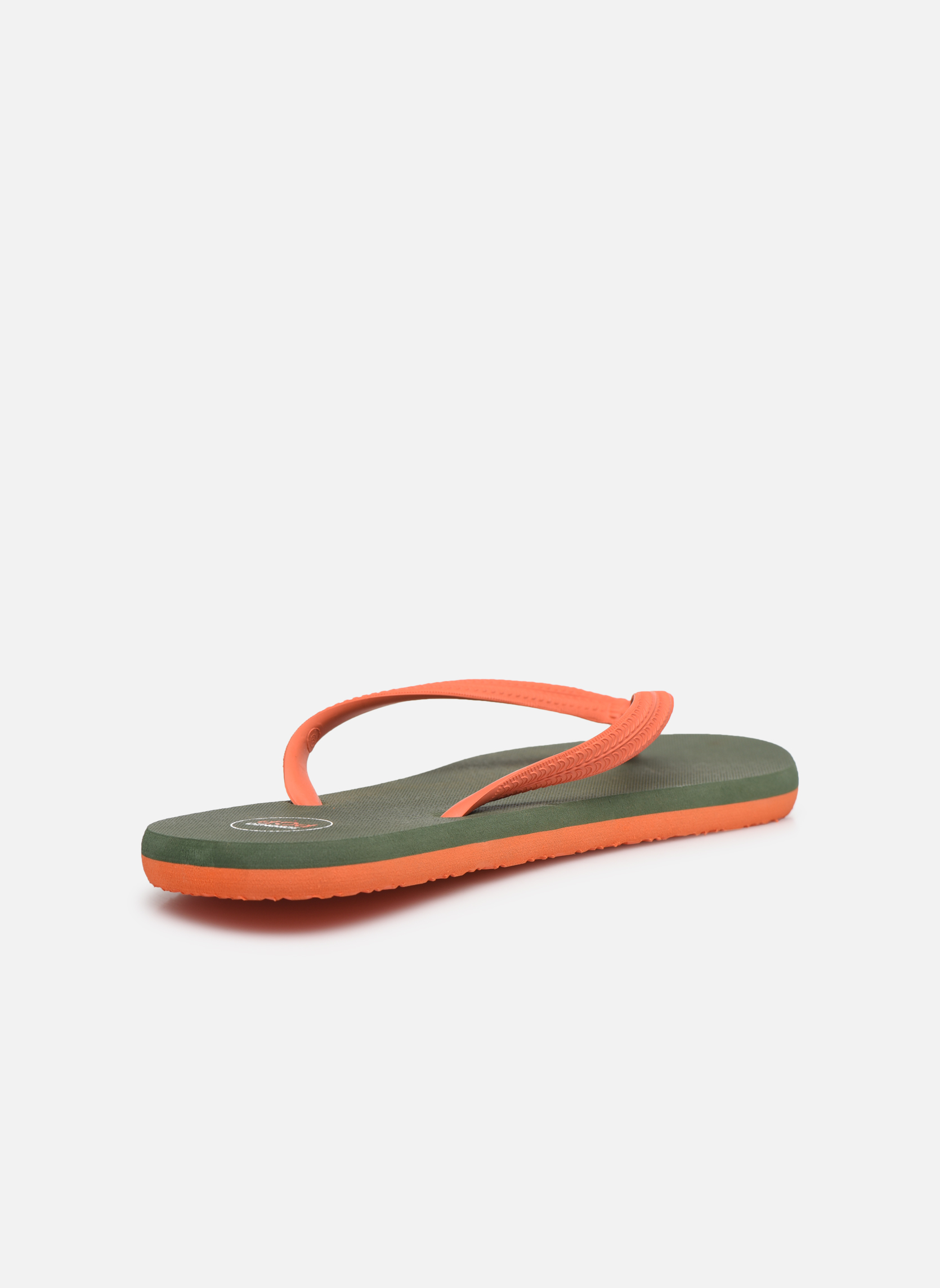 Flip flops SARENZA POP Diya M Tong  Flip Flop Green front view