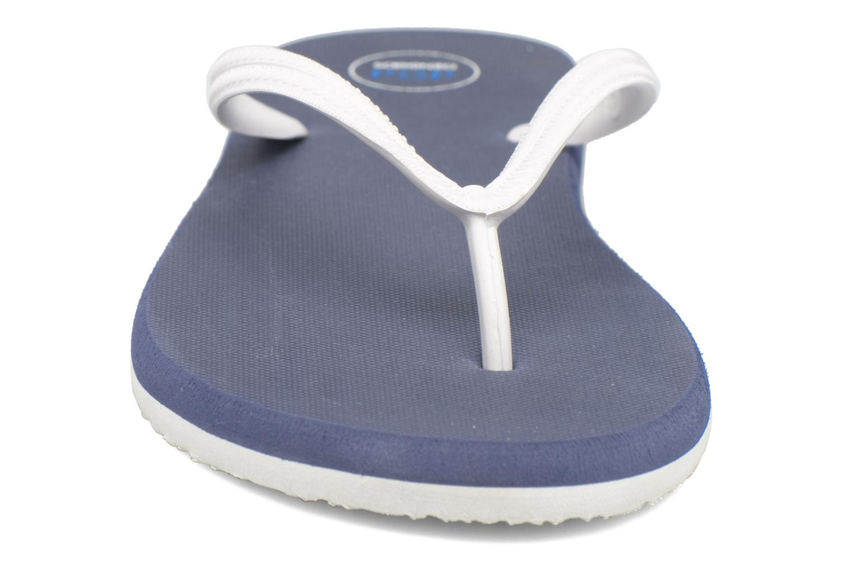 Tongs SARENZA POP Diya M Tong  Flip Flop Bleu vue portées chaussures