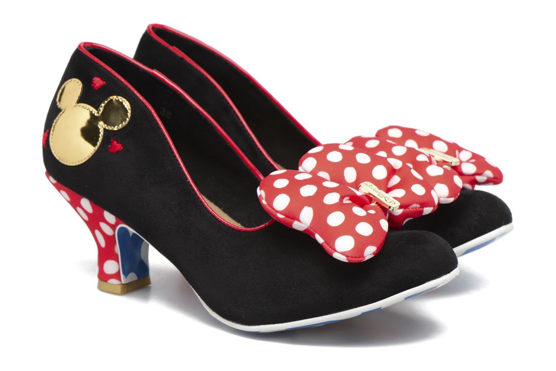 Classic Minnie Black/red