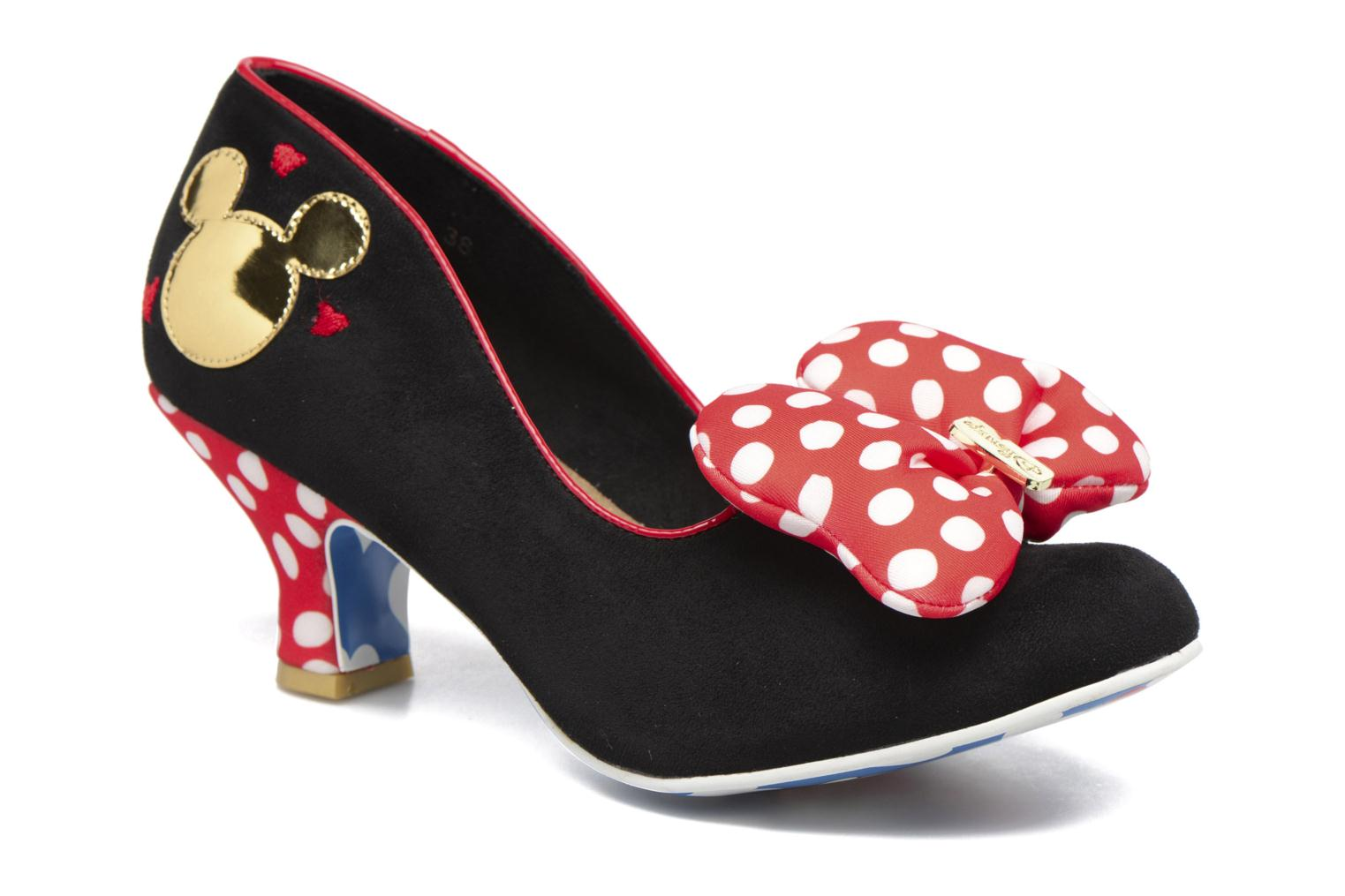 Classic Minnie Black/red