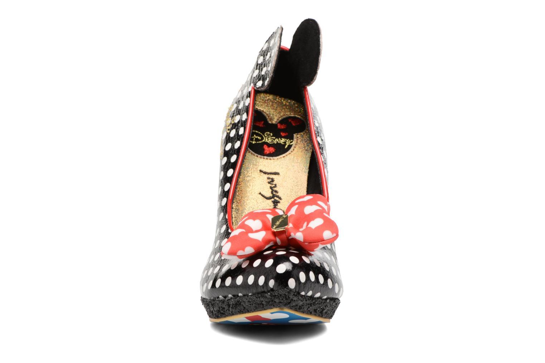 Escarpins Irregular Choice Oh My Multicolore vue portées chaussures