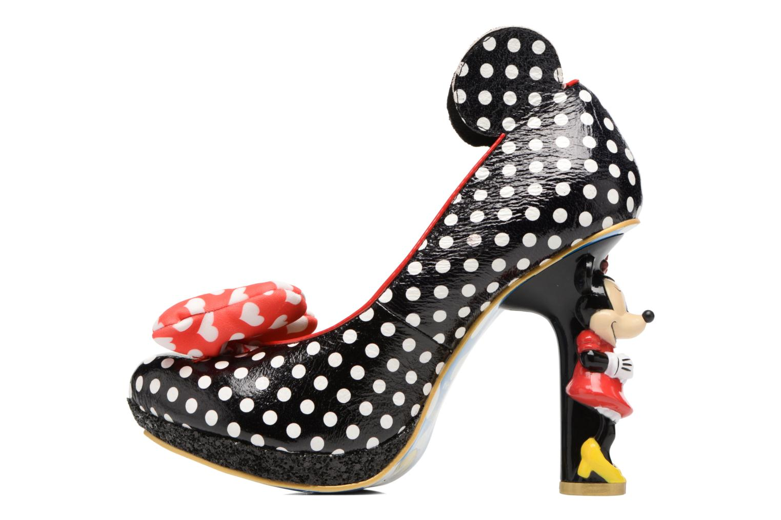 Décolleté Irregular choice Oh My Multicolore immagine frontale