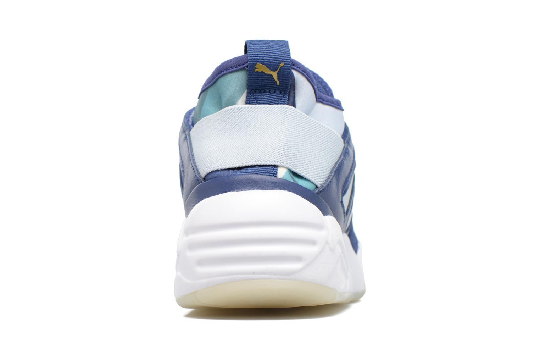 Baskets Puma PUMA x CAREAUX B.O.G Sock Bleu vue droite