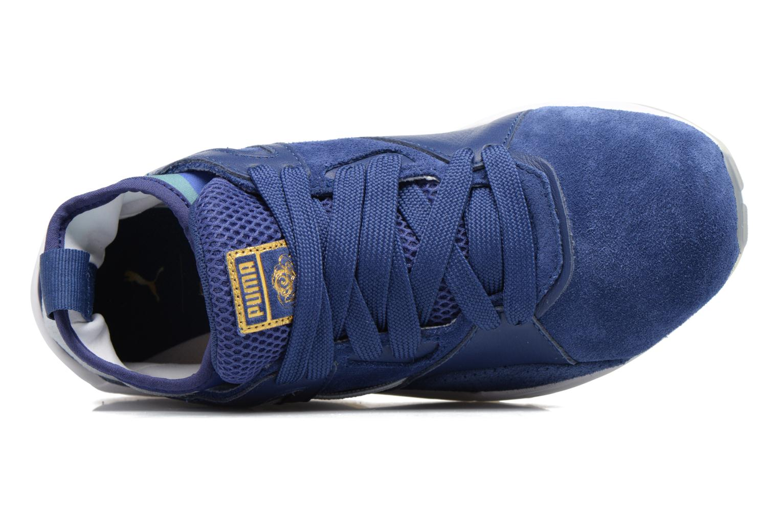 PUMA x CAREAUX B.O.G Sock Twilight Blue