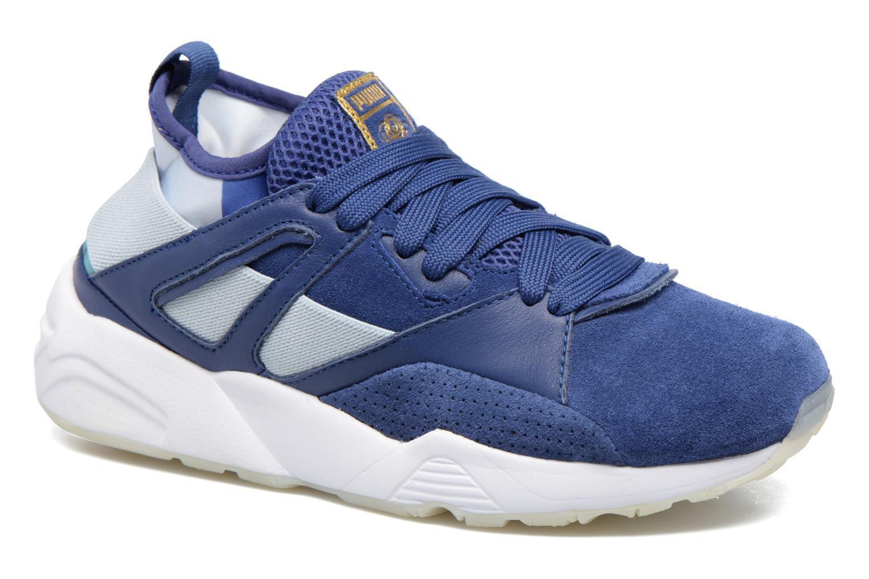 Sneakers Puma PUMA x CAREAUX B.O.G Sock Blauw detail