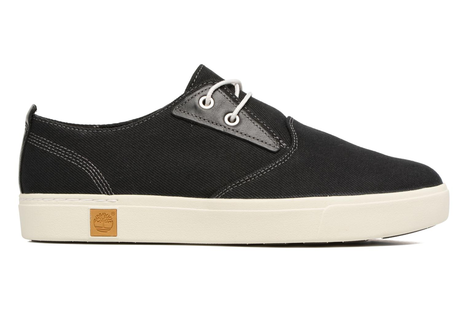 Trainers Timberland Amherst Canvas PTO Black back view