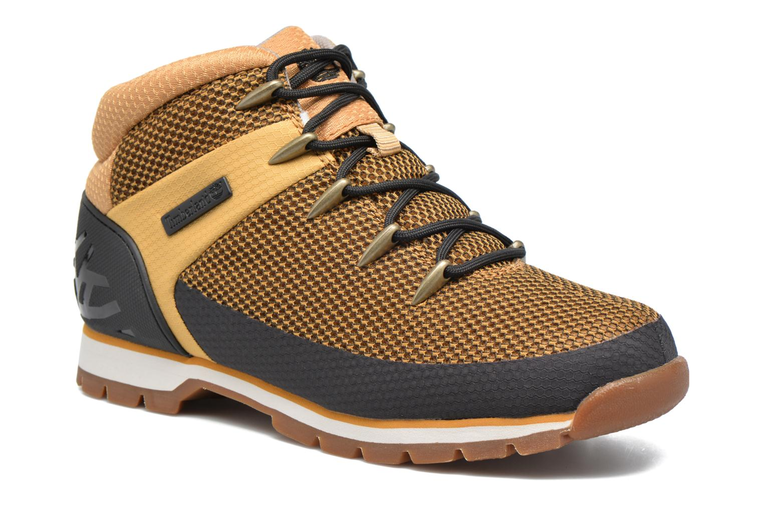 Timberland Mens Euro Sprint Fabric Boots Wheat NS074e