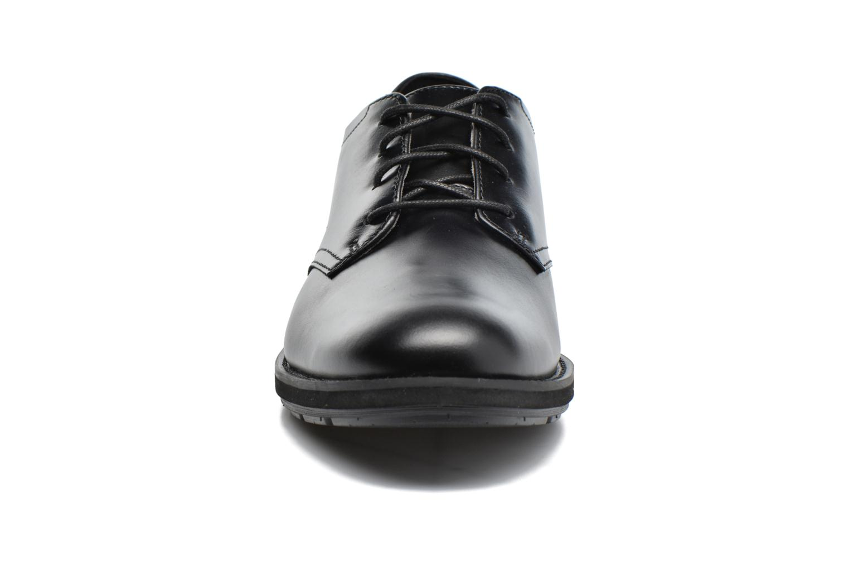 Chaussures à lacets Timberland Kempton Oxford Noir vue portées chaussures