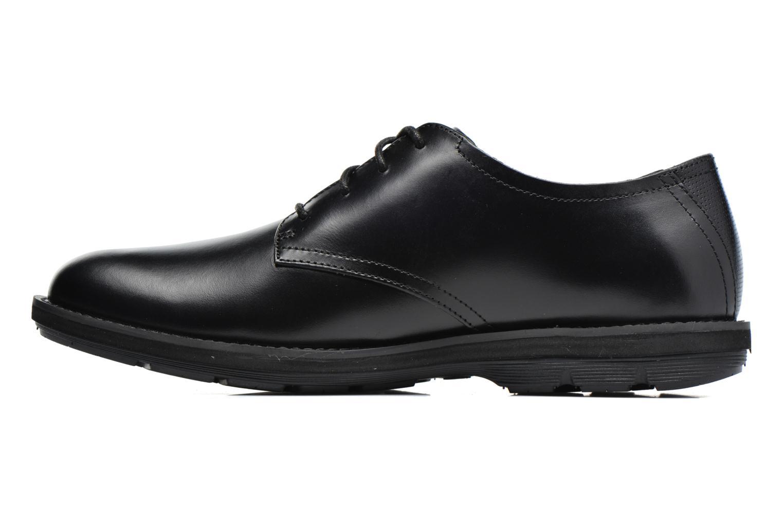 Chaussures à lacets Timberland Kempton Oxford Noir vue face