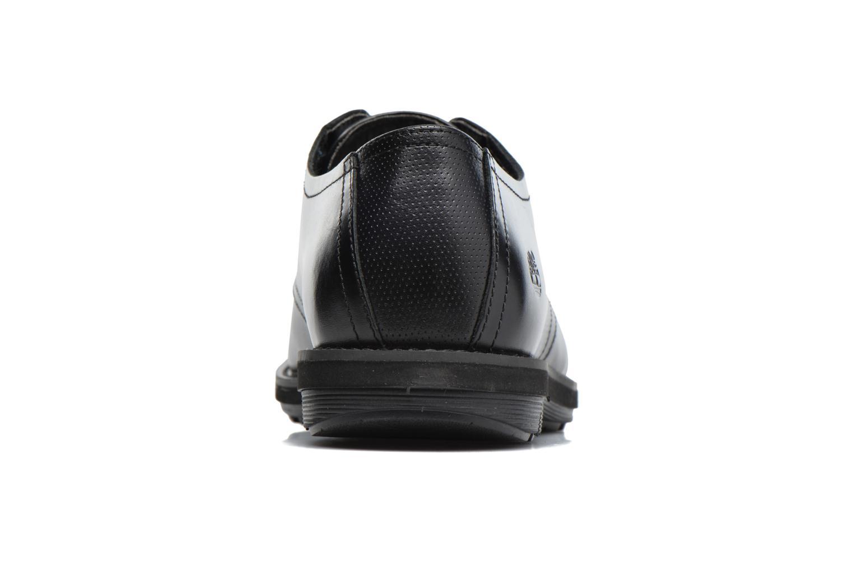 Chaussures à lacets Timberland Kempton Oxford Noir vue droite