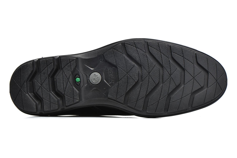Chaussures à lacets Timberland Kempton Oxford Noir vue haut
