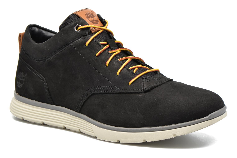 Chaussures Noires De Taxi Timberland Demi Pour Les Hommes HYw72