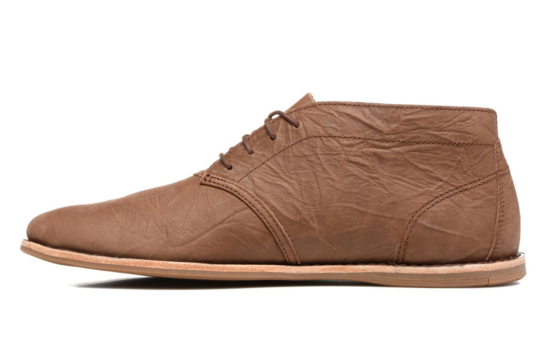 Chaussures à lacets Timberland Revenia Chukka Beige vue face