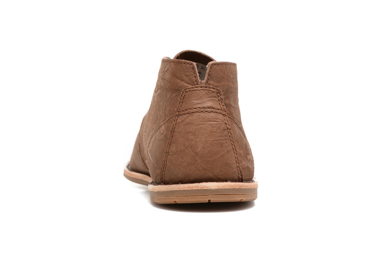 Chaussures à lacets Timberland Revenia Chukka Beige vue droite