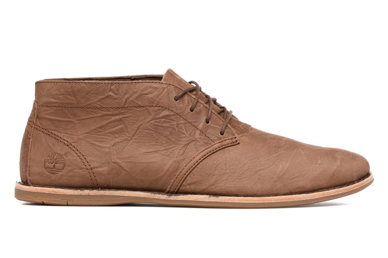 Chaussures à lacets Timberland Revenia Chukka Beige vue derrière