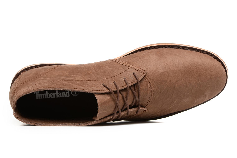 Chaussures à lacets Timberland Revenia Chukka Beige vue gauche