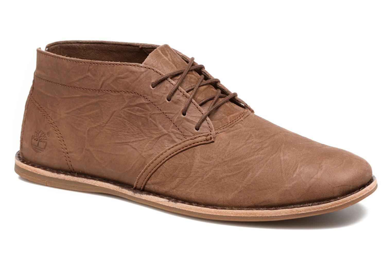 Chaussures à lacets Timberland Revenia Chukka Beige vue détail/paire