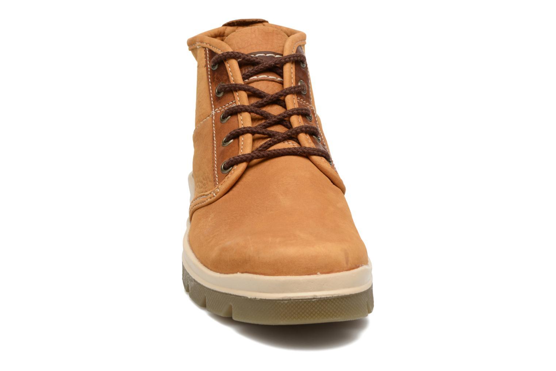 Bottines et boots Timberland Summer boot low Beige vue portées chaussures