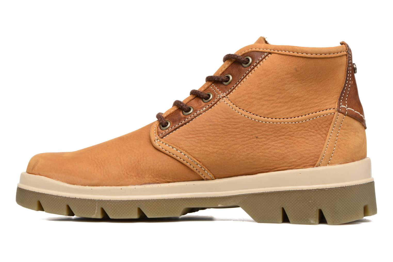 Bottines et boots Timberland Summer boot low Beige vue face