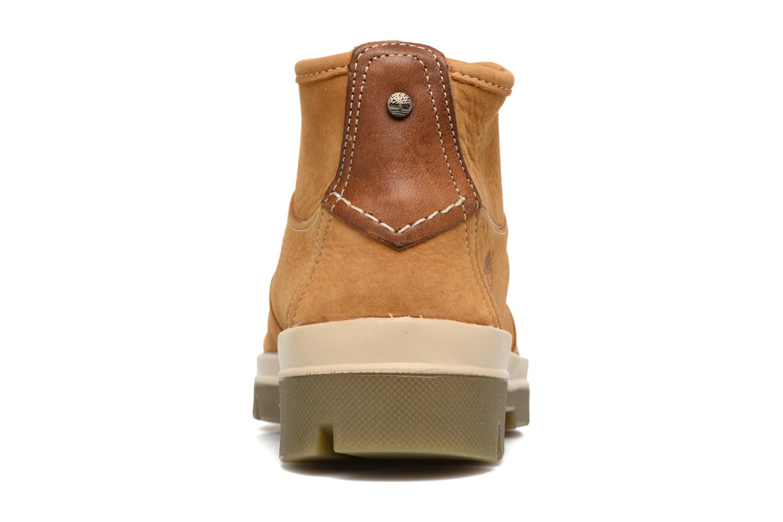 Bottines et boots Timberland Summer boot low Beige vue droite