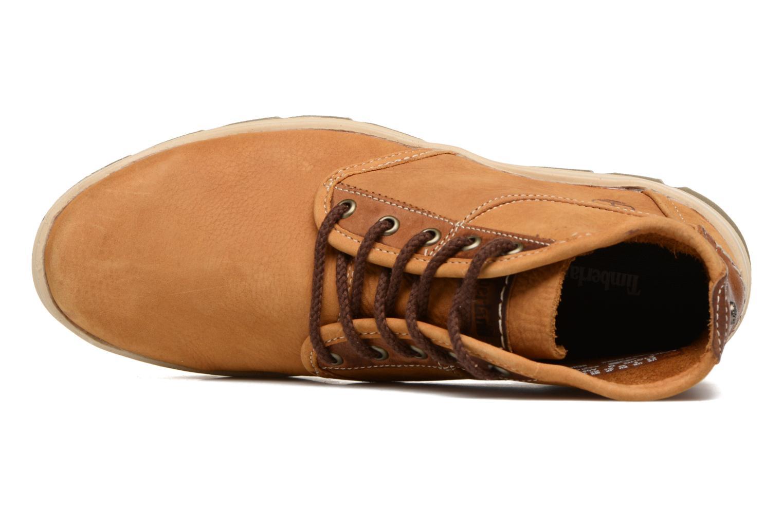 Bottines et boots Timberland Summer boot low Beige vue gauche