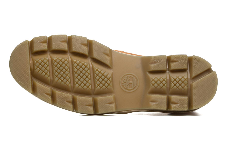 Bottines et boots Timberland Summer boot low Beige vue haut