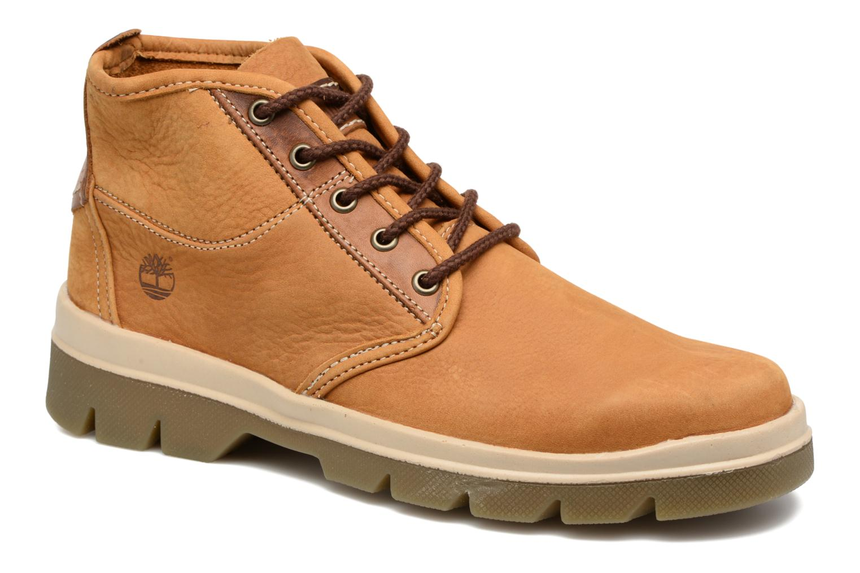 Bottines et boots Timberland Summer boot low Beige vue détail/paire