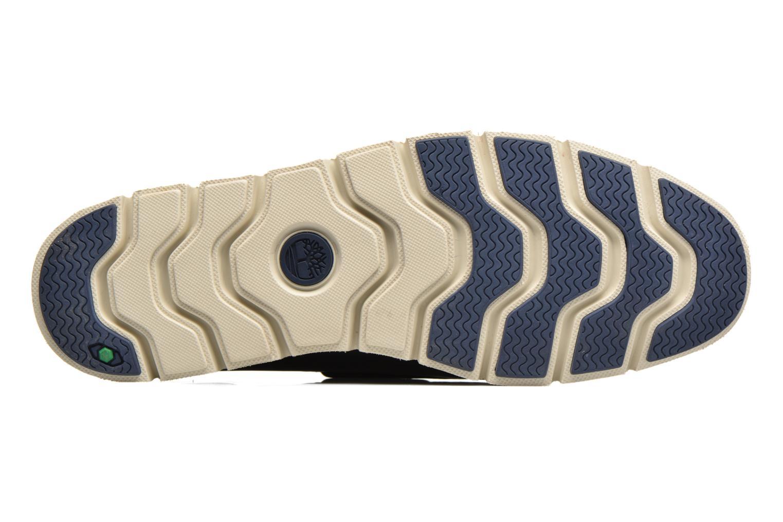 Chaussures à lacets Timberland Tidelands 2 Eye Bleu vue haut