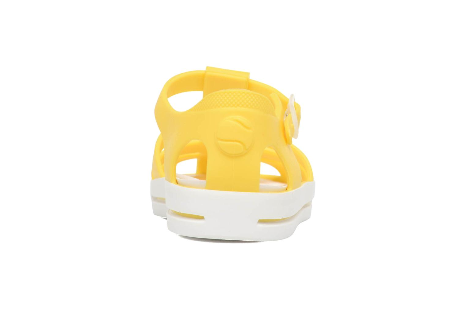 Sandals SARENZA POP Romy Yellow view from the right