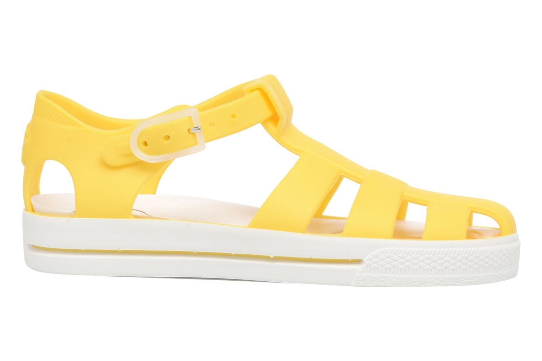 Sandals SARENZA POP Romy Yellow back view