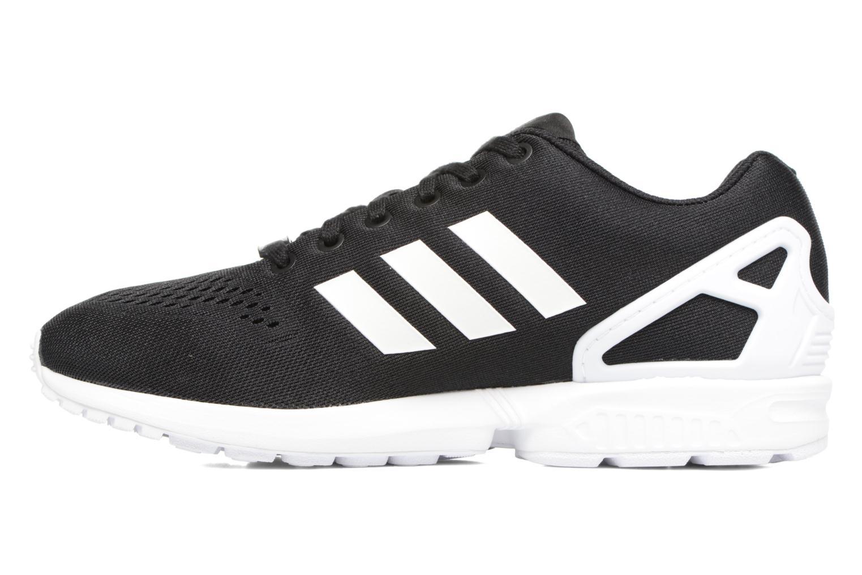 Sneakers Adidas Originals Zx Flux Em Nero immagine frontale