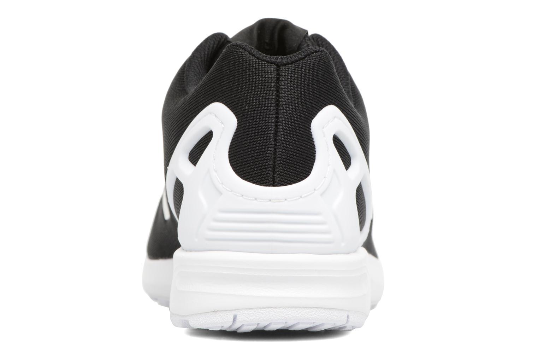 Baskets Adidas Originals Zx Flux Em Noir vue droite