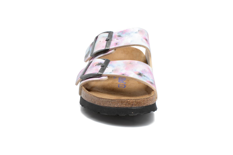 Clogs & Pantoletten Papillio ARIZONA Birko-Flor rosa schuhe getragen