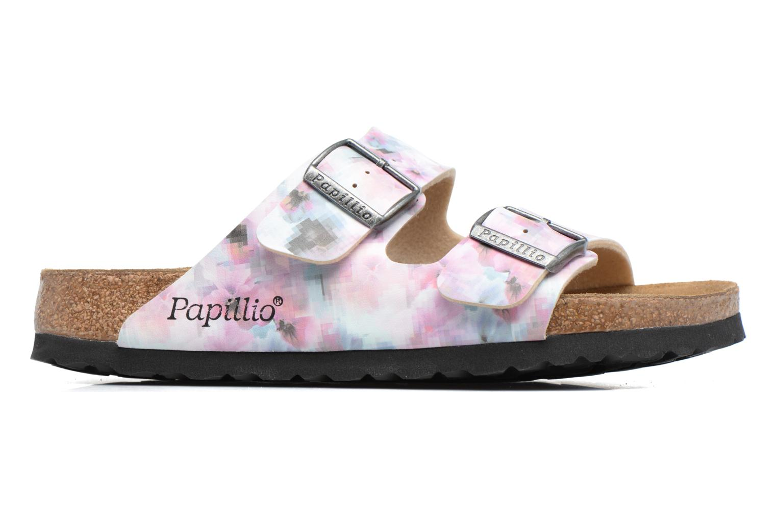 Mules & clogs Papillio ARIZONA Birko-Flor Pink back view