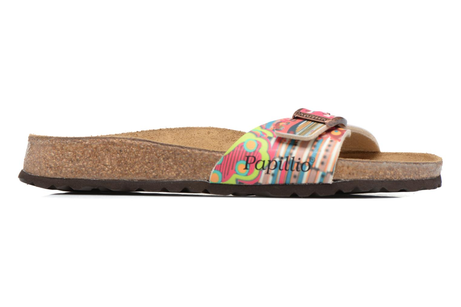 Wedges Papillio Madrid Multicolor achterkant