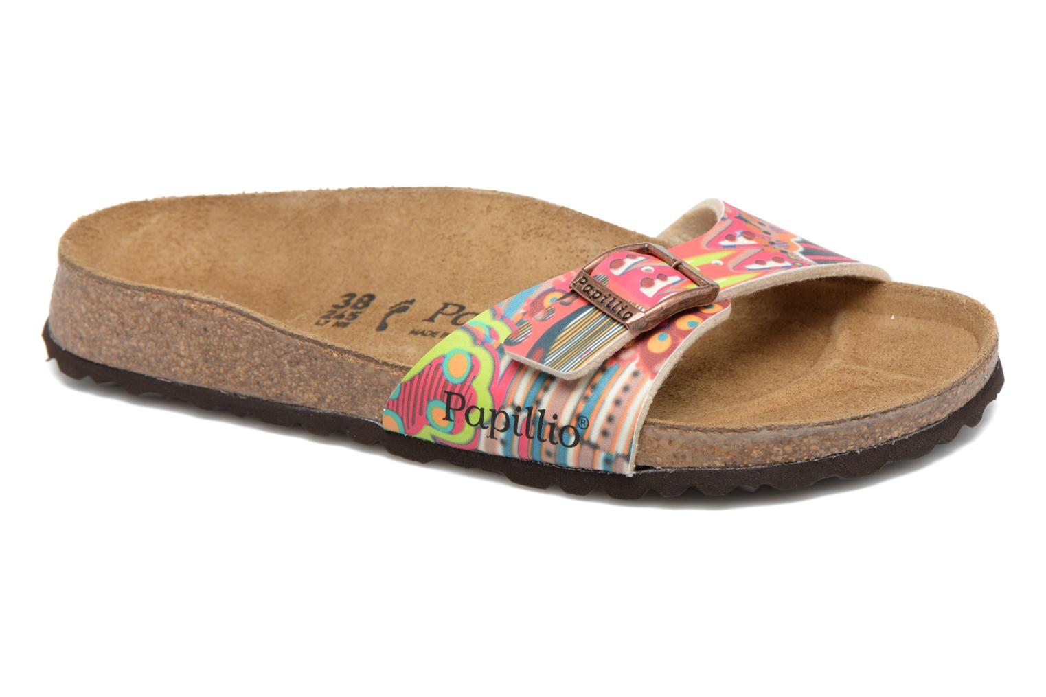 Wedges Papillio Madrid Multicolor detail