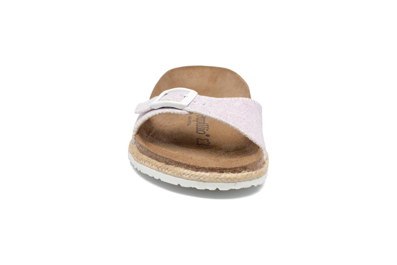 Mules et sabots Papillio Madrid Violet vue portées chaussures