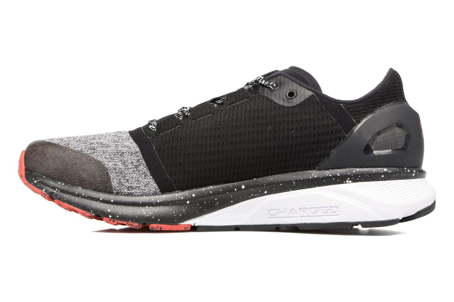 Sport shoes Under Armour Charged Bandit 2 Grey front view