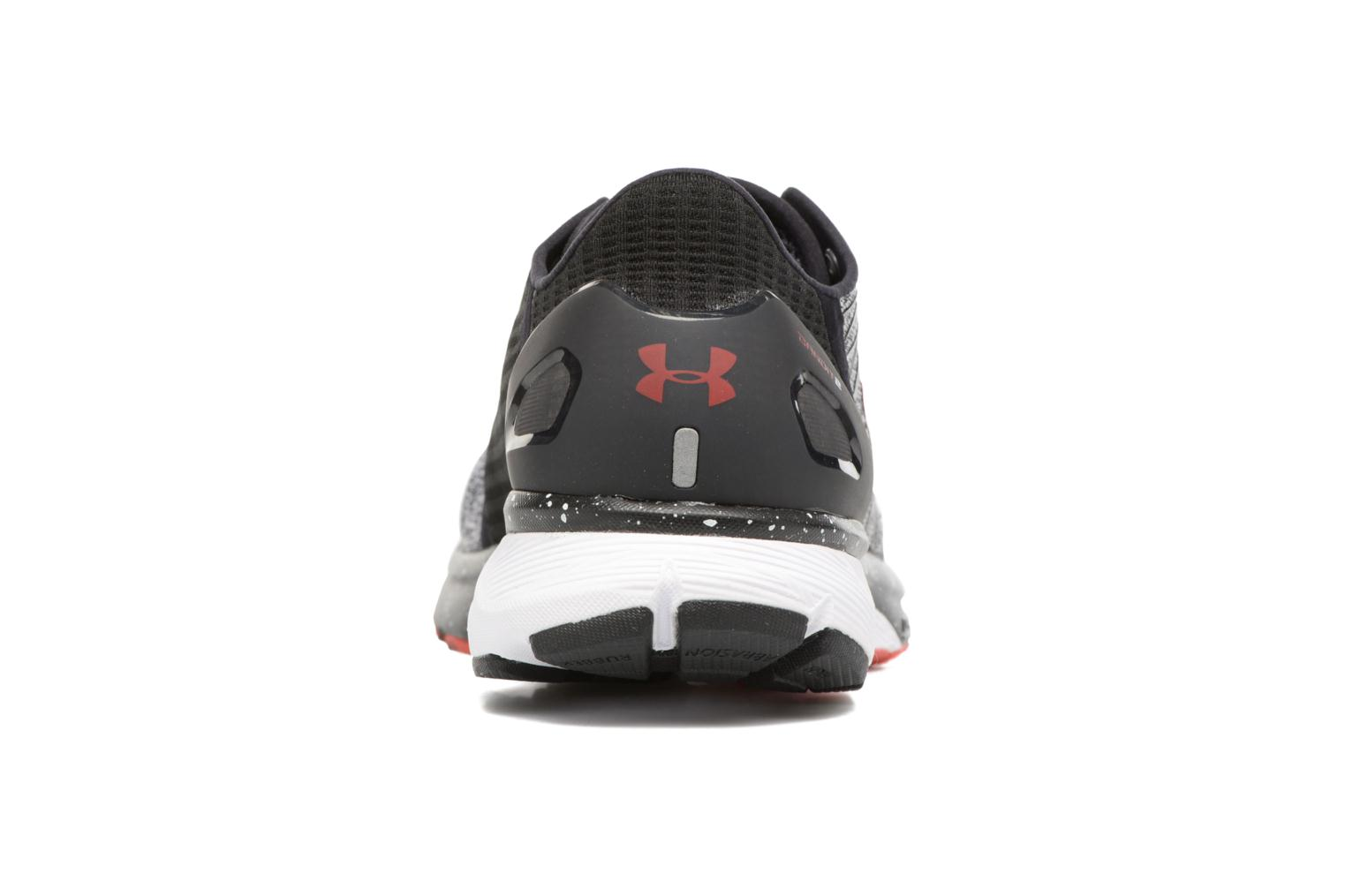 Sport shoes Under Armour Charged Bandit 2 Grey view from the right
