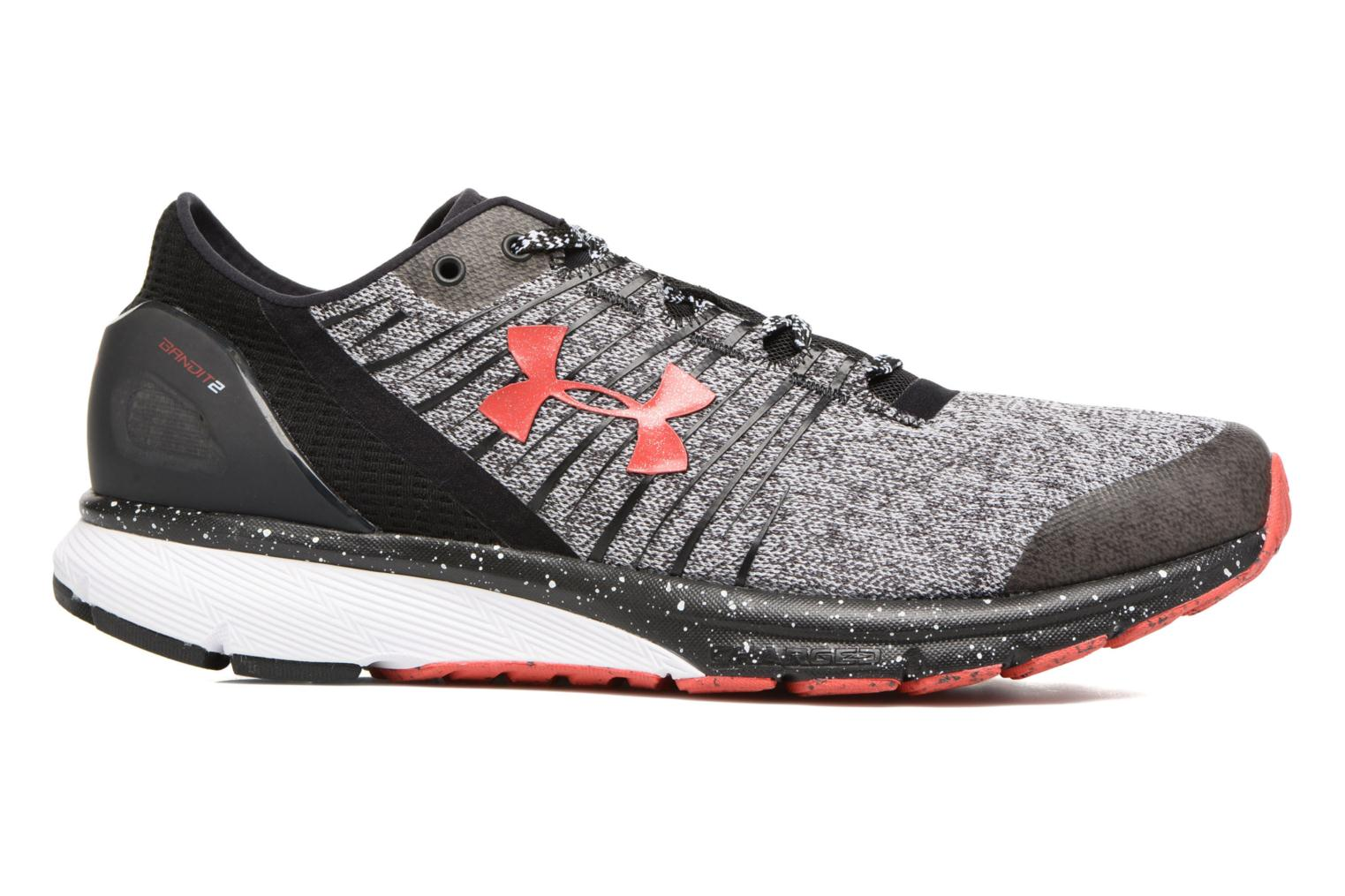 Sport shoes Under Armour Charged Bandit 2 Grey back view