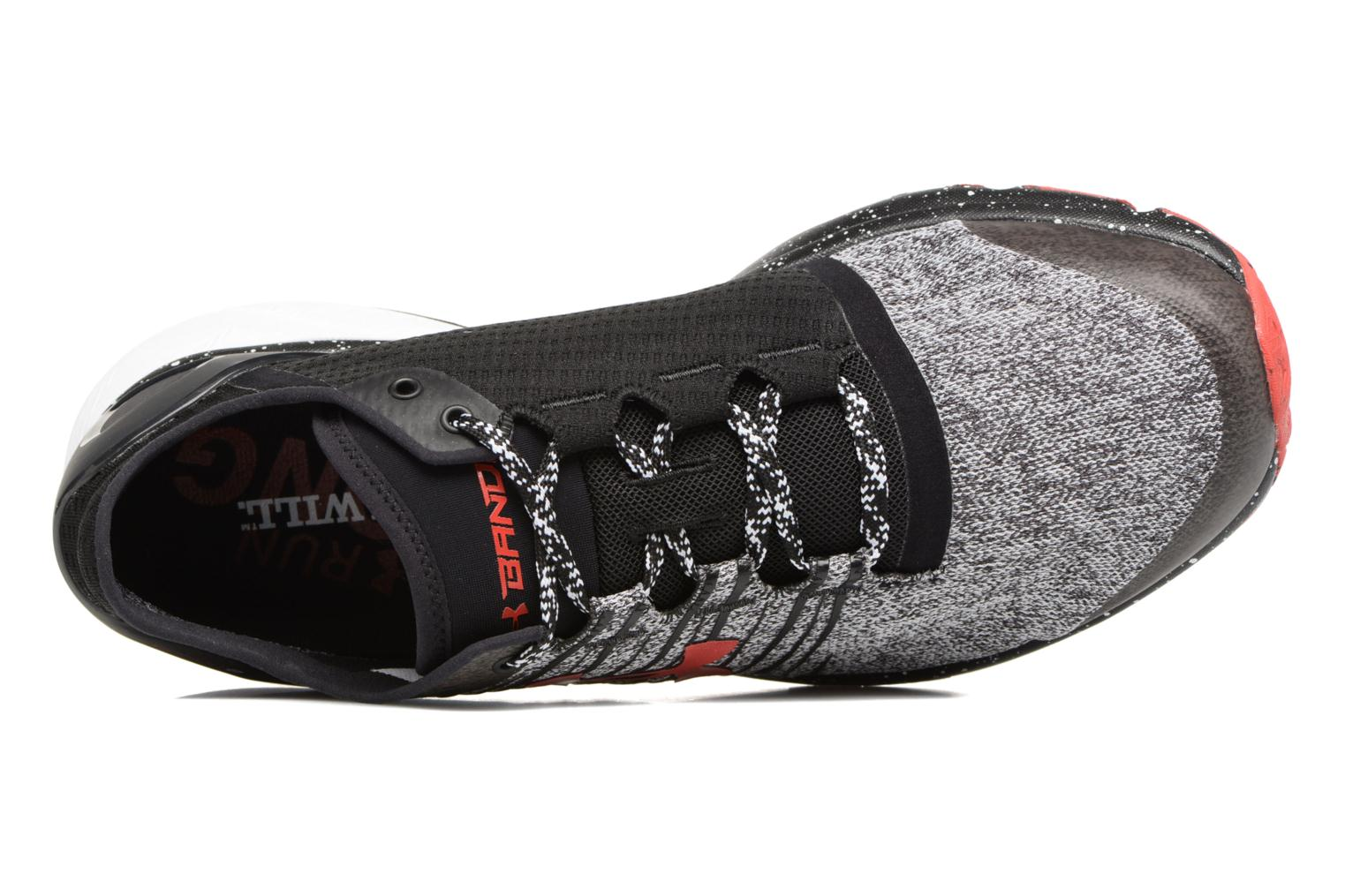 Sport shoes Under Armour Charged Bandit 2 Grey view from the left