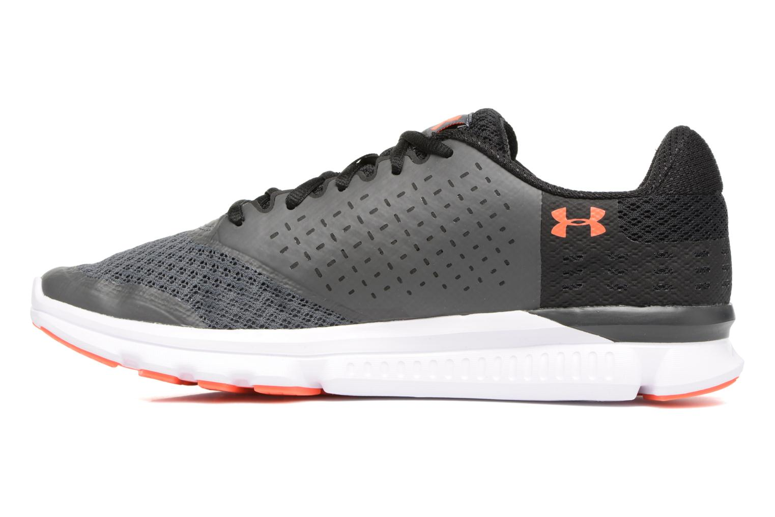 Chaussures de sport Under Armour Micro G Speed Swift 2 Gris vue face