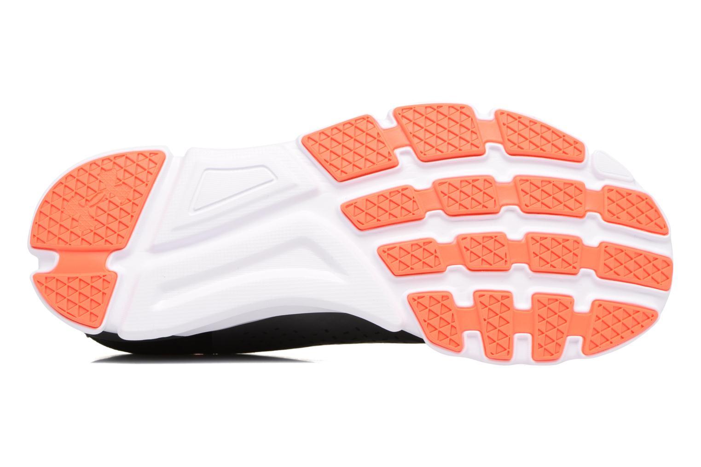 Chaussures de sport Under Armour Micro G Speed Swift 2 Gris vue haut