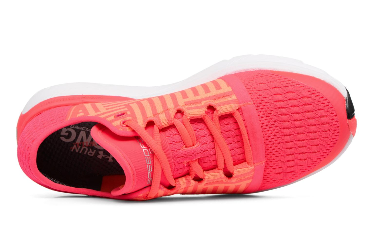 Chaussures de sport Under Armour Speedform Gemini 3 W Rose vue gauche