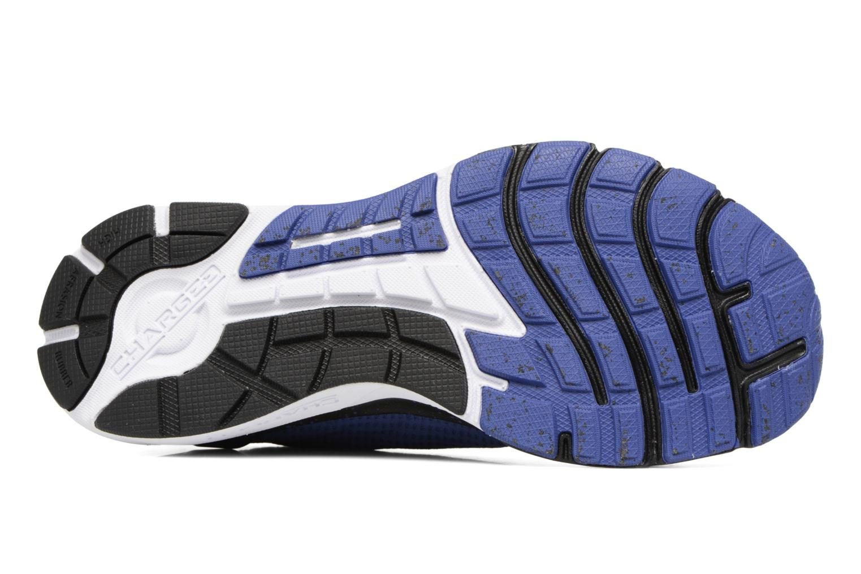 Chaussures de sport Under Armour Charged Bandit 2 W Bleu vue haut