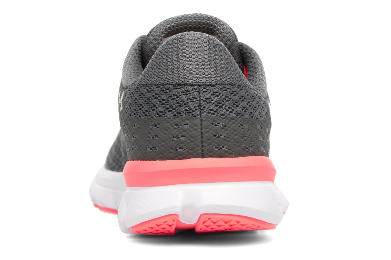 Sport shoes Under Armour Micro G Speed Swift 2 W Grey view from the right
