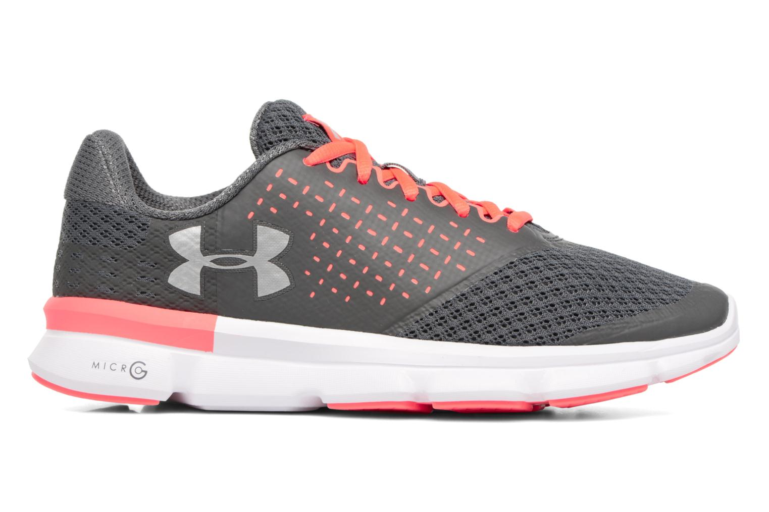 Zapatillas de deporte Under Armour Micro G Speed Swift 2 W Gris vistra trasera