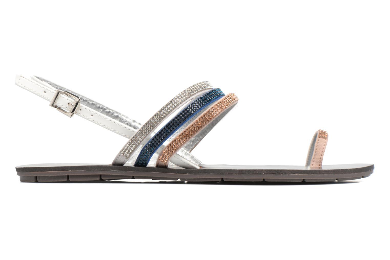 Sandales et nu-pieds Chattawak Nina Bleu vue derrière