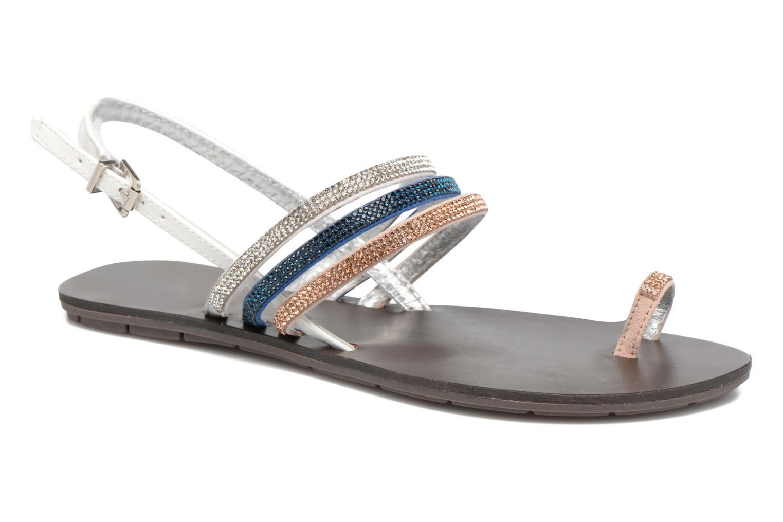Sandales et nu-pieds Chattawak Nina Bleu vue détail/paire